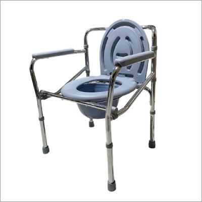 VP20 Steelvila Plus Series Premium Commode Chair