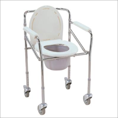 VP 40 Steel Vita Plus Series Commode Chair