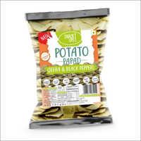 Jeera Potato Papad