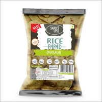 Rice Papad Potato Papad