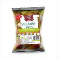 Sabudana Potato Papad