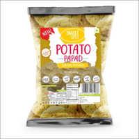 Special Masala Potato Papad