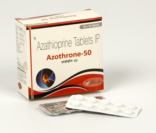 Azathioprine IP 50 MG