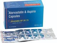 ATORVASTATIN CALCIUM IP 20 MG + ASPIRIN IP 75 MG