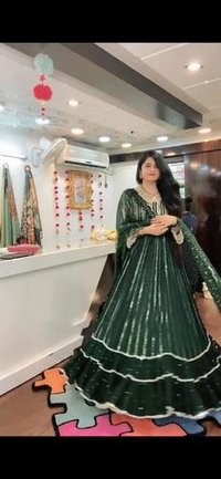 PARTY WEAR GOWN COLLECTION