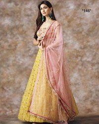 FANCY HEAVY CHOLI COLLECTION