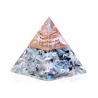 Prayosha Crystals Orgonite Pyramid