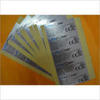Foil Labels