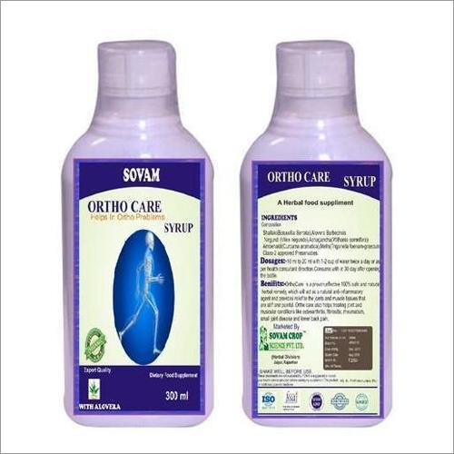 Herbal Ortho Syrup