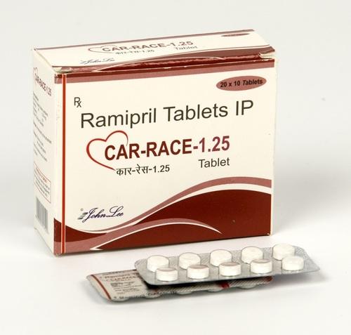 Ramipril IP  1.25 Mg