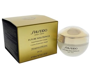 Shiseido Future Solution Lx Total Protective Cream Spf 20 By Shiseido for Unisex