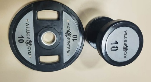 Dumbbells' And Plates