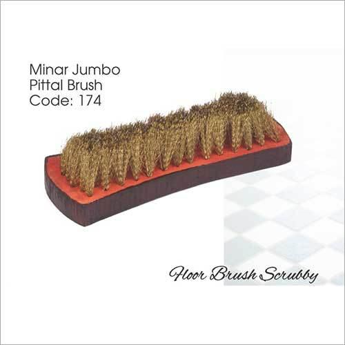 Minar Jumbo Pittal Brush
