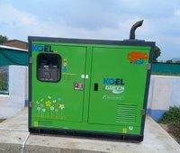 kirloskar15 kVA Three Phase Silent Diesel Generator