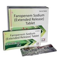 FAROPENEM TABLET (200MG & 300MG)