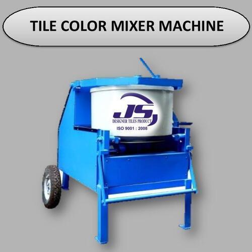 Tile Color Mixer Machine