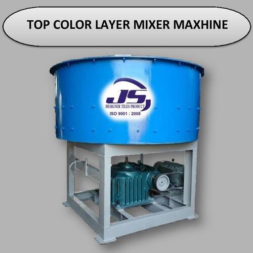 Top Color Layer Mixer Machine