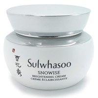Sulwhasoo Snowise Brightening Cream 50mL, All Skin Types, Silky, Brightening, Moisturized