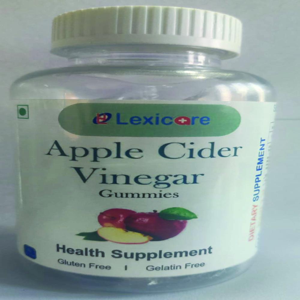 Apple Cidr Vinegar Gummy Candy