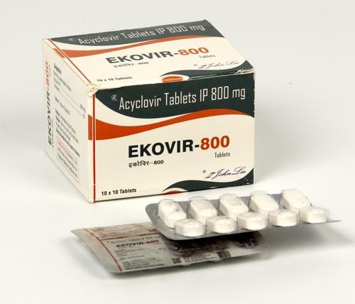 Acyclovir IP 800 Mg