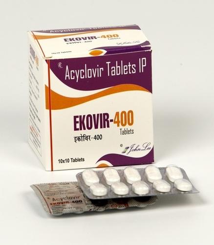 Acyclovir IP 400 Mg