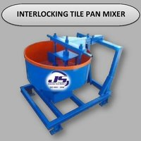 Interlocking Tile Pan Mixer