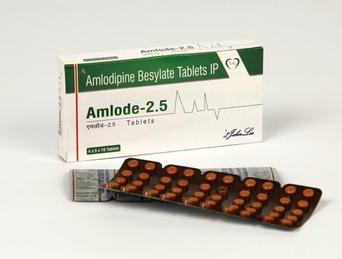 Amlodipine  2.5mg