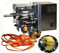 SAP-5 Automatic Apple Peeler Corer Slicer Cutter Machine