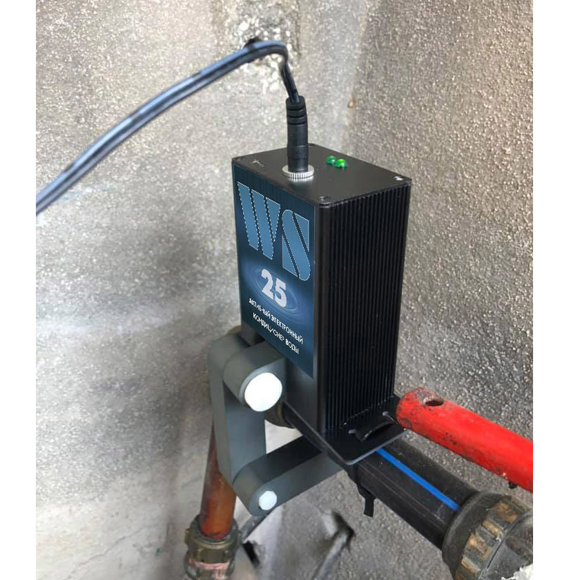 WS-25 Domestic Active Electronic Water Descaler