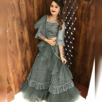 PARTY WEAR GHAGHRA CHOLI COLLECTION