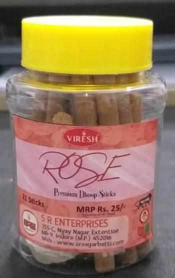 Dhoop Stick Rose