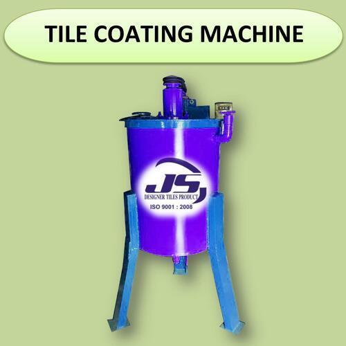 Tile Coating Machine