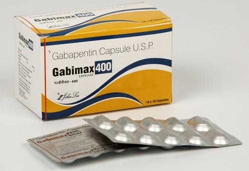 GABAPENTIN- 400MG
