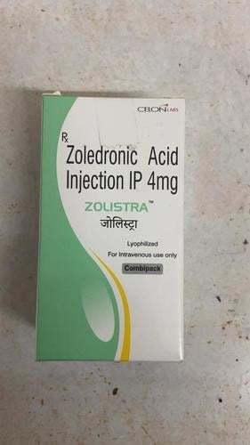 Zoledronic Acid Injection Ip 4Mg