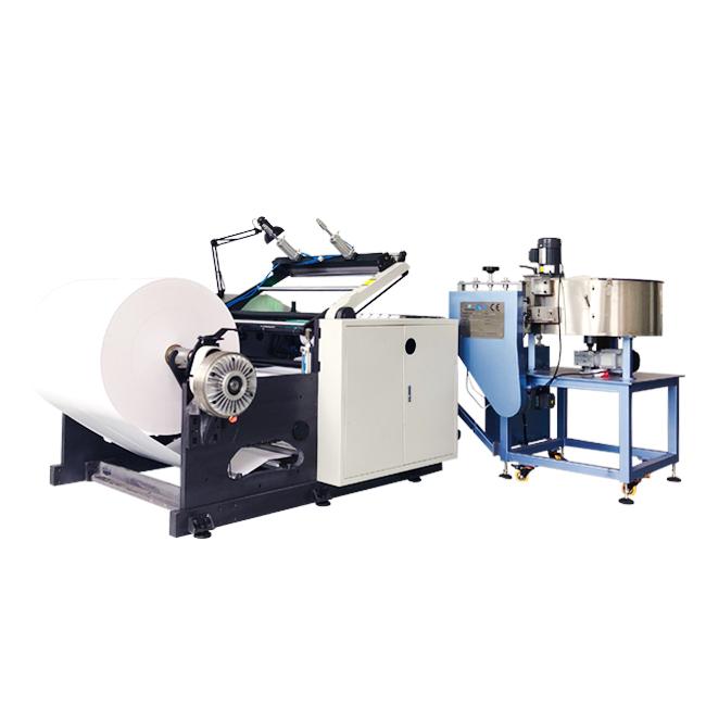 Cheap Manual Thermal Paper Slitting Machine CP-S900C