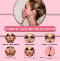 Face Vibratory Jade Roller
