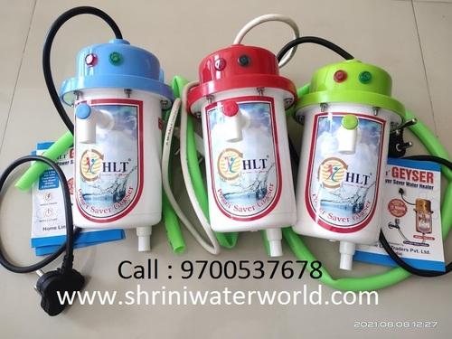 Mini Portable Water Geyser