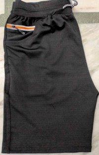 Lycra Shorts with Mobile Pocket