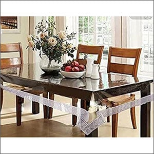 Table Transparent Cover