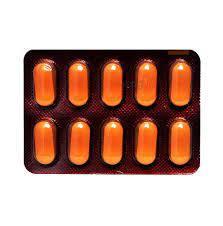 Cefpodoxime & Potassium Clavulanate Tablets