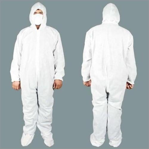 White Non Wowen PPE Kit