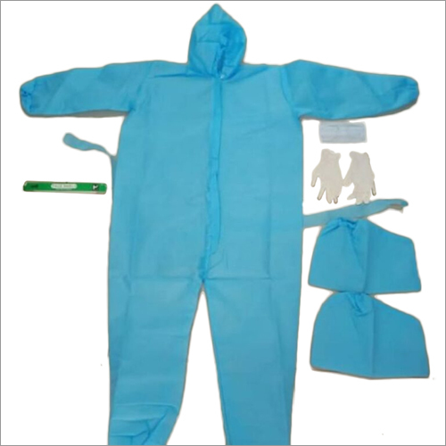 70 GSM Blue PPE Kit