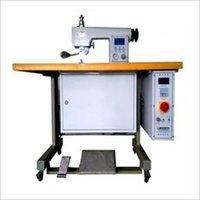 Semi-Automatic Ultrasonic Sewing Machine