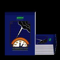 Sundaram Scribbling Pad 1/8 - 40 Sheets (SP-3)