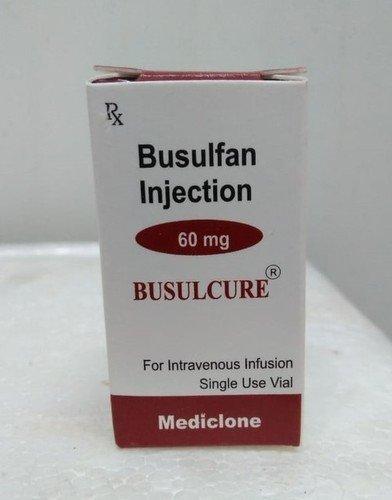 Busulfan Injection 60Mg