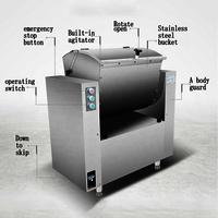 ORHMJ-150 Automatic Dough Mixer 380v Commercial Flour Mixer Stirring Mixer Pasta Bread Dough Kneading Machine