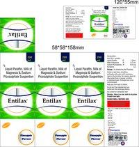 Liquid Paraffin,Milk of Magnesia and Sodium Pico sulphate Suspension