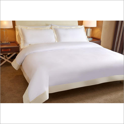 Luxury Hotel White Bed Mattress