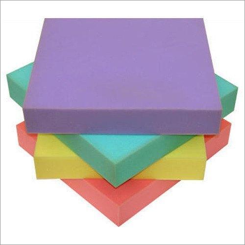 PU Coloured Foam Sheet