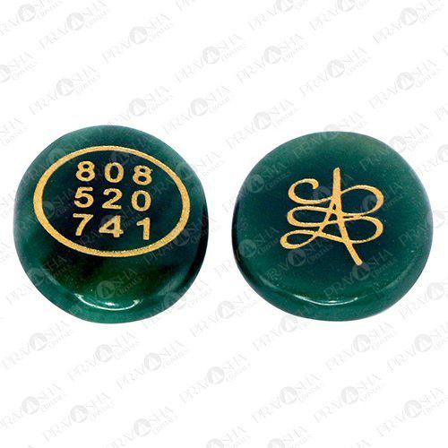 Prayosha Crystals Zibu Symbol Set